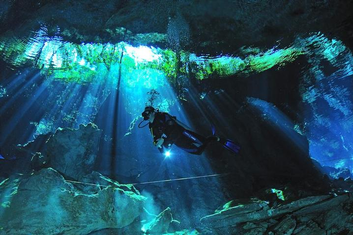 MEXICO - Dive the otherworldly cenotes! (Image by Karen Doody)